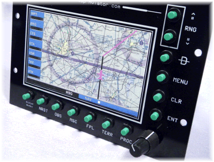 The Desktop Aviator Programming The Model 2420 Gps