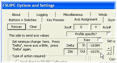 The Desktop Aviator - Programming the Model 2700 Trim Wheel
